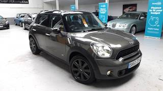 Used MINI Countryman COOPER S ALL4 in Preston, Lancashire 2013 '63