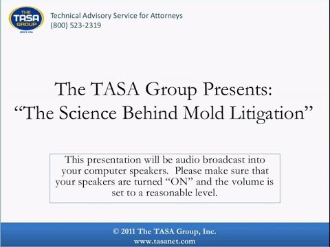 The Science Behind Mold Litigaton