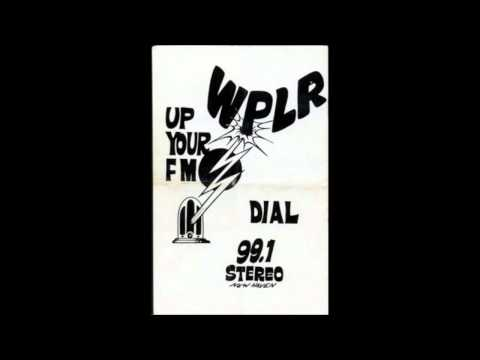 WPLR 99.1 in the 1980