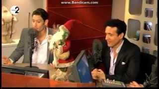 IL DIVO Interview  12-12-2012
