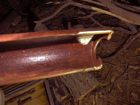 Ручной буровой инструмент до 10 метров.