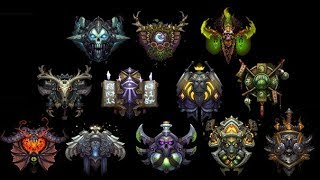 All World of Warcraft Classes 1 vs 2 Arena