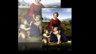 Famous Paintings of Raphael - Influence of Florence by Raphael