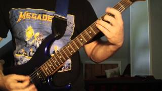 The Disintegrators Guitar Cover