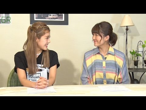 【GREEN ROOM#1】 カントリー・ガールズ、℃-ute、Bitter & Sweetの舞台裏映像!ゲストMC:田﨑あさひ(Bitter & Sweet)