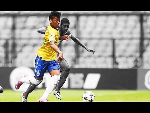 Evander Ferreira ● Brazilian Talent ● Vasco ● 2014-2015
