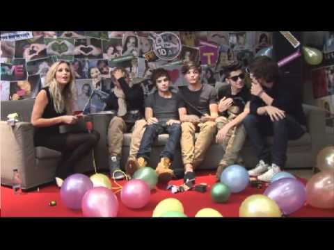 One Direction - Up All Night Listening Party (Part 2)