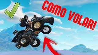 and fly with the QUAD in FORTNITE * 🚀 fly with the QUAD in FORTNITE BATTLE ROYALE