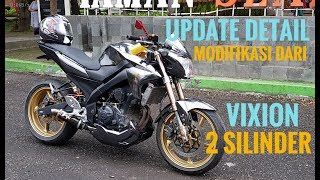 Download Video Update Detail Modifikasi Vixion 2 Silinder Part 2 MP3 3GP MP4