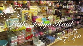 ♥ Little Tokyo Haul ♥