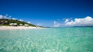 沖縄・パナリ島の美ら海をのんびり泳いでみませんか?色鮮やかな熱帯魚...