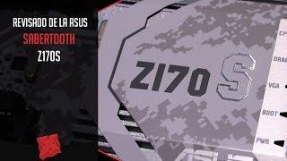 Video Asus Sabertooth Z170S - Review en Español download MP3, 3GP, MP4, WEBM, AVI, FLV Juli 2018