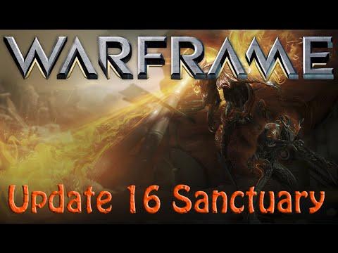 Warframe - Update 16: Sanctuary - 동영상