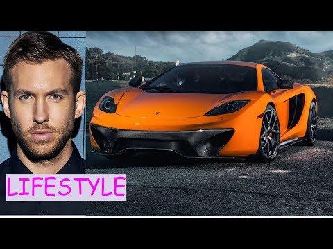 Calvin Harris Lifestyle (cars, House, Net Worth)