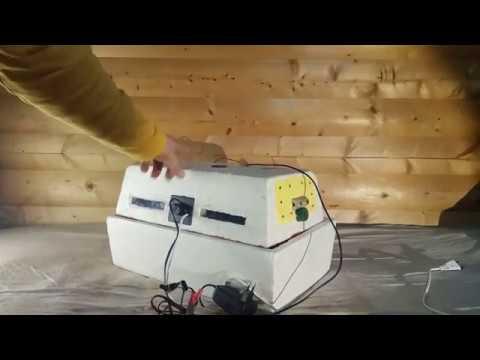 Доработка инкубатора Золушка. На примере инкубатора на 45(28) яиц