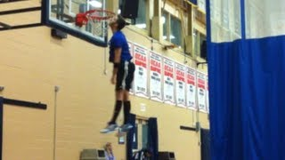 6'1 J-Killz CRAZY Dunks :: Dubble Up over 6'2::. 2013