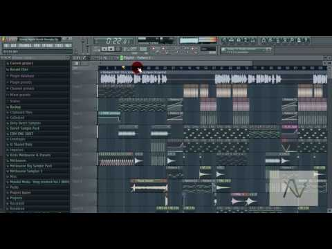 Young Again - Hardwell Ft. Chris Jones (Azviik FL Studio Remake) + FLP Download
