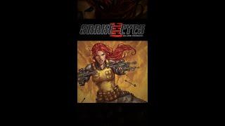 Snake Eyes - Scarlett Comic Book Piece