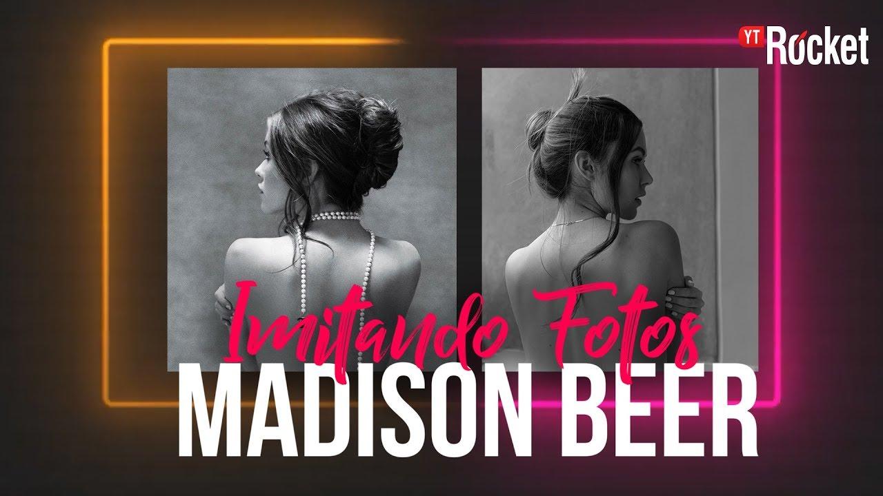 Imitando Fotos De Madison Elle Beer - Daniela Salazar