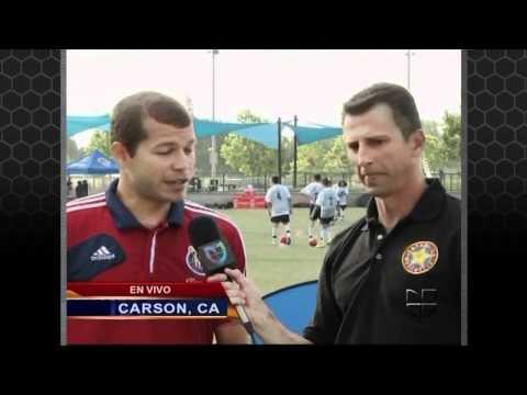 Alejandro Moreno entrevistado por Republica Deportiva - Sueno MLS