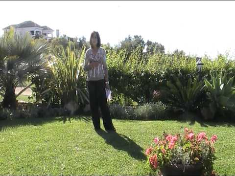 Jardines y paisajismo con la paisajista Irma Vitale en Marbella ...