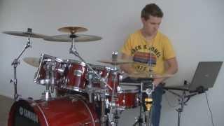 Martin Garrix - Animals (Drum Cover/Remix) (Studio Quality)