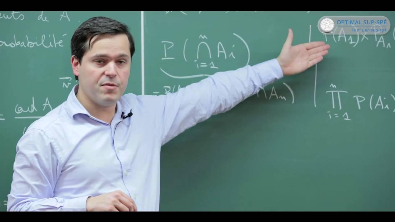 Download Probabilités : cours prépa HEC, BCPST, Maths Sup