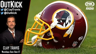 CLAY TALKS WASHINGTON REDSKINS NAME, DO YOU FEEL STRONGLY IN FAVOR OR AGAINST THE NAME CHANGE?