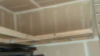 How To build overhead storage, FREE info.