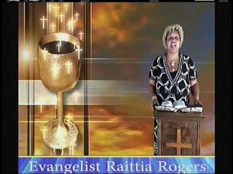 "#12 "" GOD IS YOUR DEFENDER ""- EVANGELIST RAITTIA ROGERS"