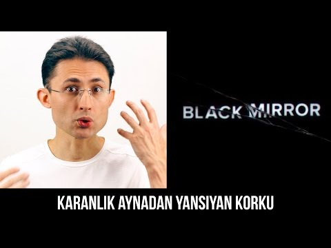 The Fear Reflects from Black Mirror - S03E05