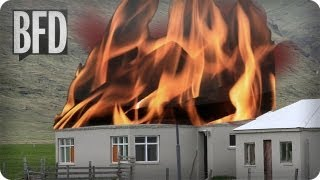 The Roof, The Roof, The Roof Is On Fire! | Bfd | Takepart Tv