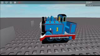 Jolly Roger Thomas And Friends Kiddie Ride In Roblox