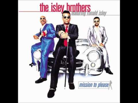 Isley Brothers featuring Ron Isley -Slow is the Way