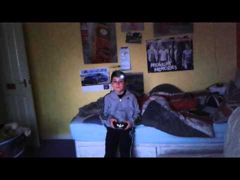 Liam McMahons helicoptor skills