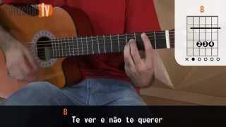 Te Ver - Skank (aula de violão completa)