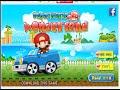Play Free Online Games Mario  -  Super Mario Wonderland Car Game  - Mario Games
