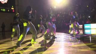 uncg spartan madness women s basketball dance