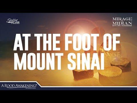 At The Foot of Mount Sinai