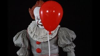 NECA Toys IT Movie 2017: Pennywise the clown review