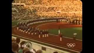Opening 1960 Olympics
