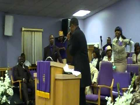 Min.Jermaine G. Williams-Tied to the Altar
