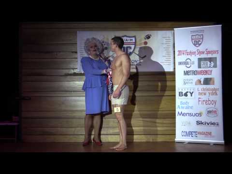 2014 Team DC Fashion Show & Model Search - Preview #1 - gay sports pride & live web streaming
