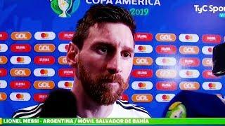 МЕССИ ПСИХАНУЛ ПОСЛЕ ВЫЛЕТА ИЗ КОПА АМЕРИКА! Бразилия 2-0 Аргентина
