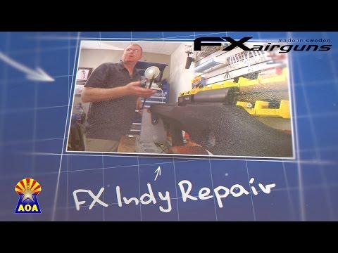 FX INDY Rebuild Complete - Repair