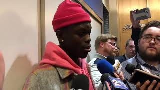 Thunder: Schroder on loss to Boston