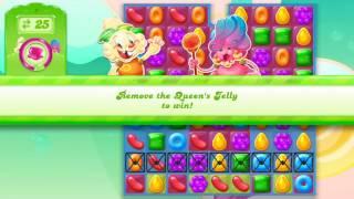 🍭🍬Candy crash jelly LV005 Прохождение, уровень 5, три в ряд, развивающая игра на андроид