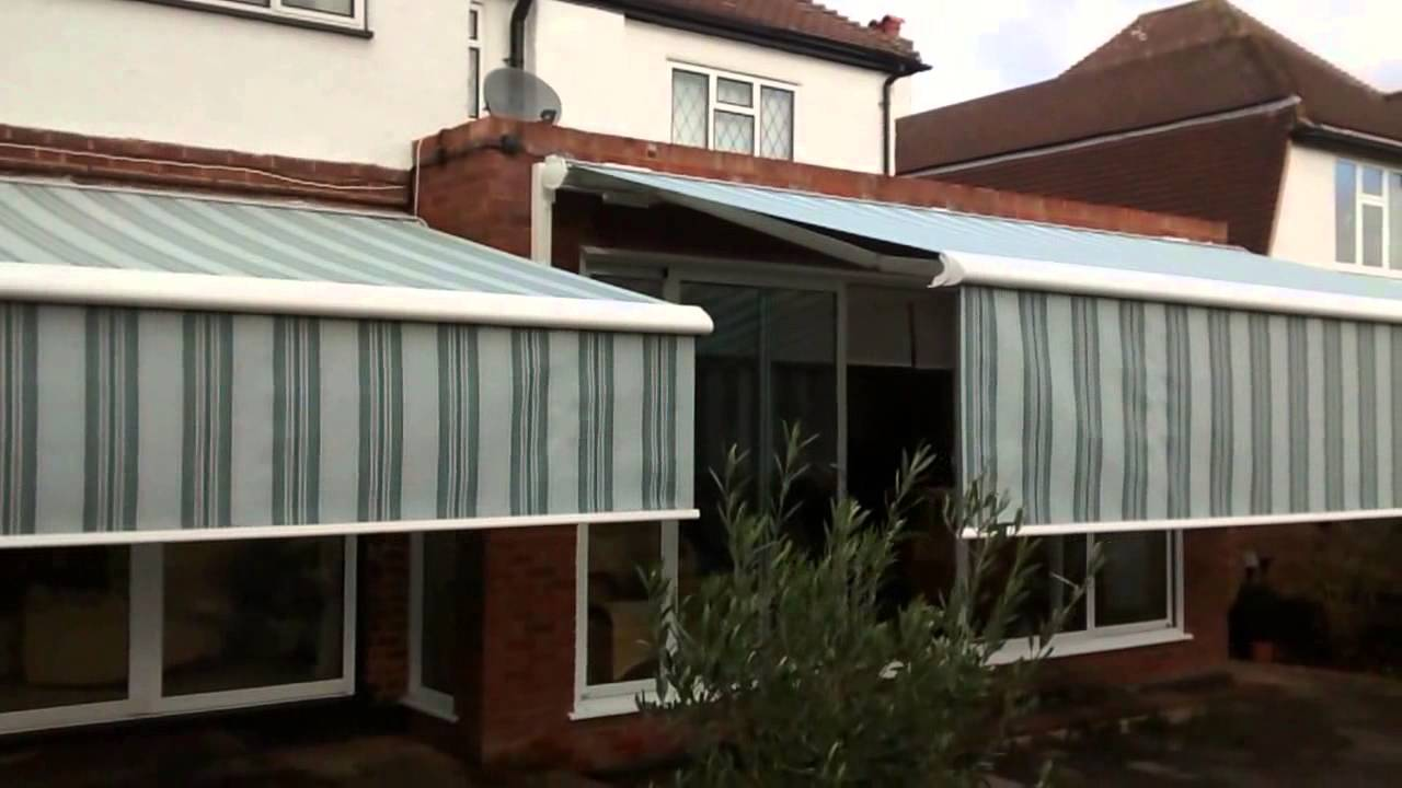 Patio Awning And Valance Premier Blinds Awnings 01372 377 112