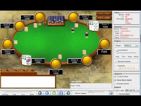 Zasady holdem pokera