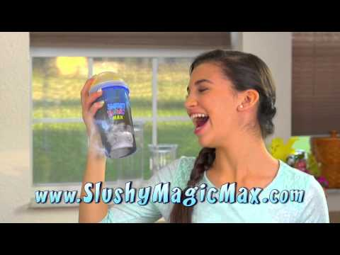Slushy Magic Max - Official Commercial